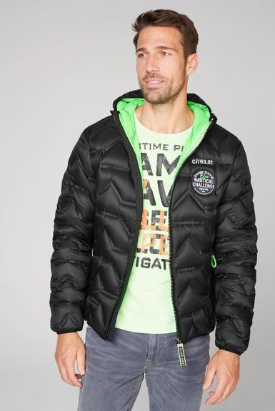 Péřová bunda CCB-2055-2285 Black|M - 1