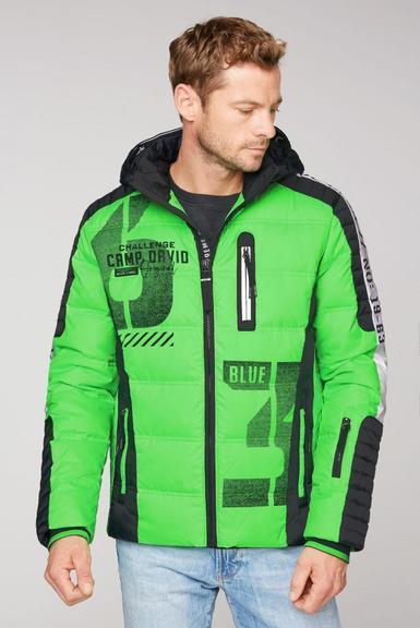 Bunda CCB-2055-2290 neon green|S - 1