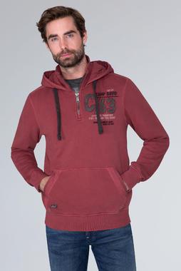 sweatshirt wit CCG-1910-3074 - 1/7