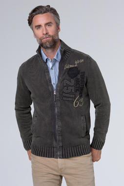 knitted jacket CCG-1910-4079 - 1/5