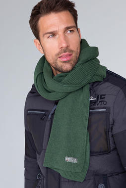knitted scarf CCG-1910-8837-2 - 1/4