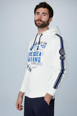 sweatshirt wit CCU-2000-3163 - 1/7