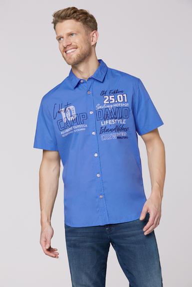 Košile CCU-2000-5548 sky blue|XXL - 1