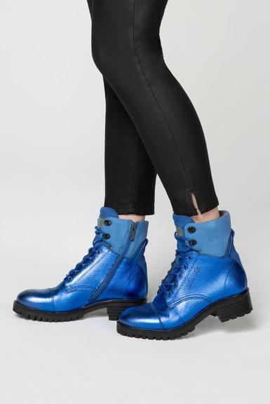 Zimní boty SCU-2055-8582 Metallic Blue 37 - 1
