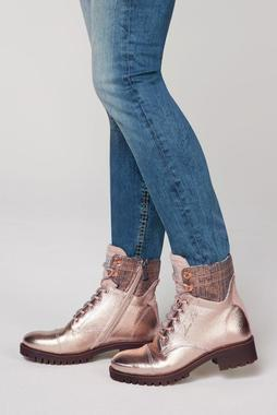 lace up boot SCU-2055-8582 - 1/7