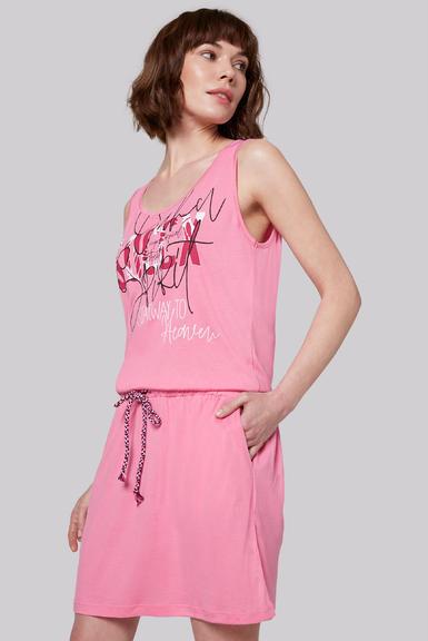 Šaty SPI-2003-7810 lush rose|XXL - 1