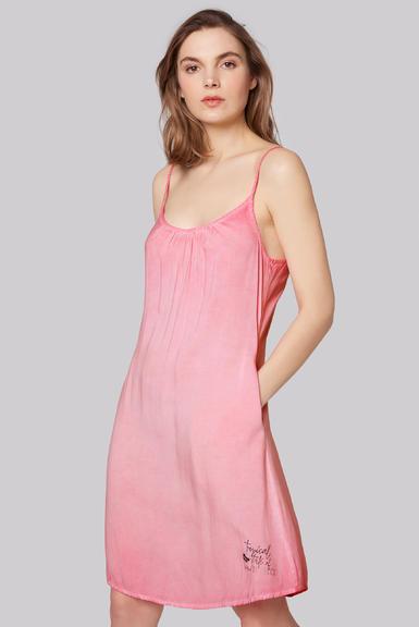 Letní šaty SPI-2003-7991 Lush Rose S - 1
