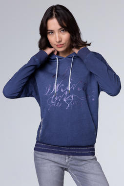 sweatshirt wit STO-1909-3189 - 1/7