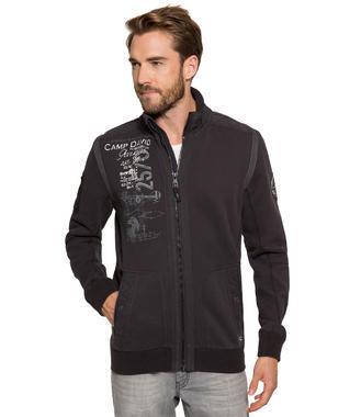 sweatjacket CCB-1509-3780 - 1/4