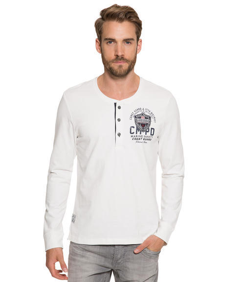 Tričko CCB-1510-3748 ivory|M - 1