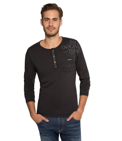 Tričko CCB-1709-3738 black|XL - 1