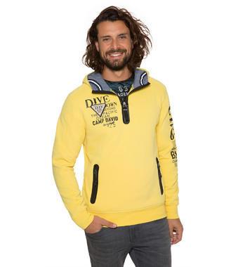 sweatshirt wit CCB-1709-3741 - 1/6