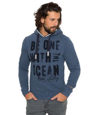 sweatshirt wit CCB-1809-3764 - 1/3