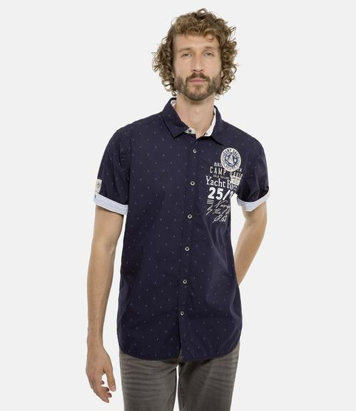 košile CCB-1901-5096 cool navy|XL - 1