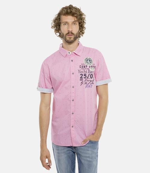 košile CCB-1901-5096 cool light pink|XL - 1