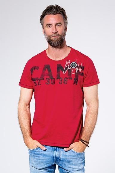 Tričko CCB-1907-3830 Royal Red|S - 1