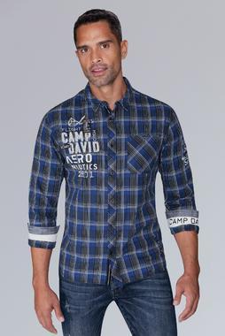 shirt 1/1 chec CCB-1908-5017 - 1/7