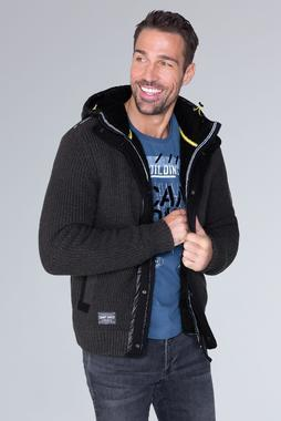 knitted jacket CCB-1909-4027 - 1/7
