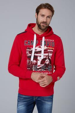 sweatshirt wit CCB-1911-3407 - 1/7