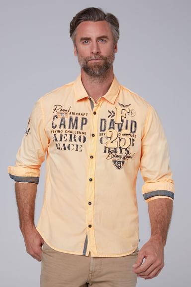 Košile CCB-1911-5410 sunrise neon|L - 1
