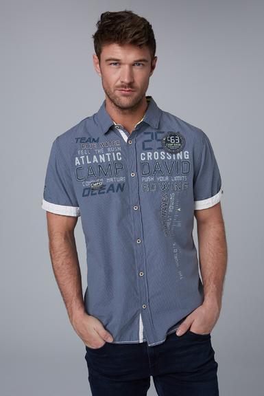 Košile CCB-1912-5430 blue navy|S - 1