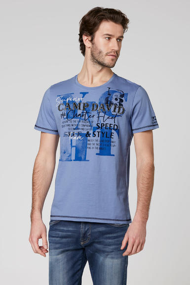 Tričko CCB-2006-3070 Blue Dawn|XXXL - 1