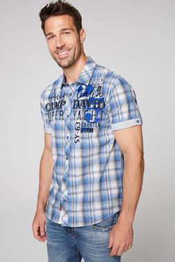 shirt 1/2 chec CCB-2006-5078 - 1/7