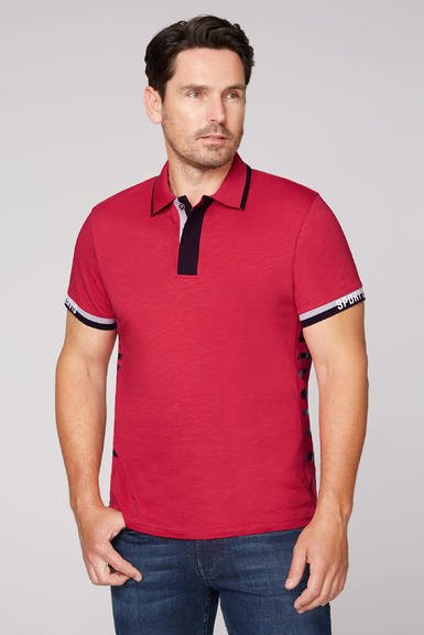 Polotričko CCB-2008-3298 Bright Red|XXL - 1