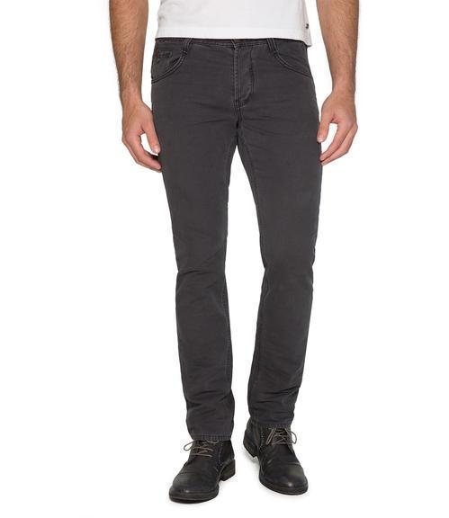 tmavě hnědé kalhoty|34 - 1