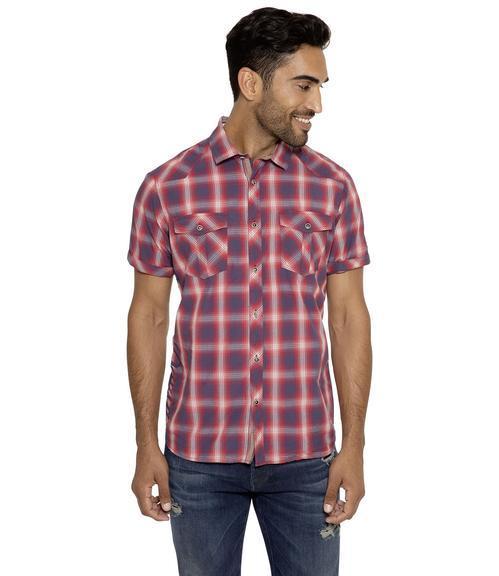 Košile CCG-1902-5395 big red|S - 1