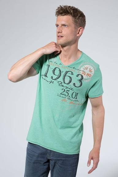 Tričko CCG-1907-3795 sea green|M - 1