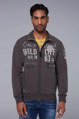 sweatjacket CCG-1911-3357 - 1/7