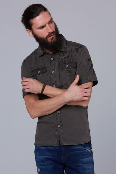 Košile CCG-1911-5460 Mud|M - 1