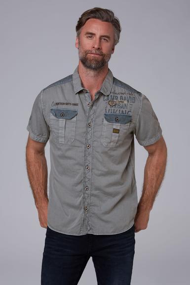Košile CCG-1911-5460 Viking Blue|M - 1