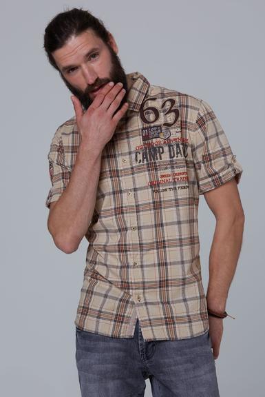 Košile CCG-1911-5461 Mud Beige|XL - 1