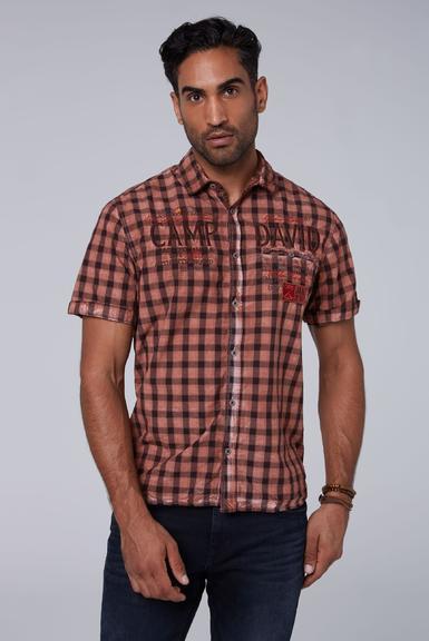 Košile CCG-1911-5462 Rust|S - 1
