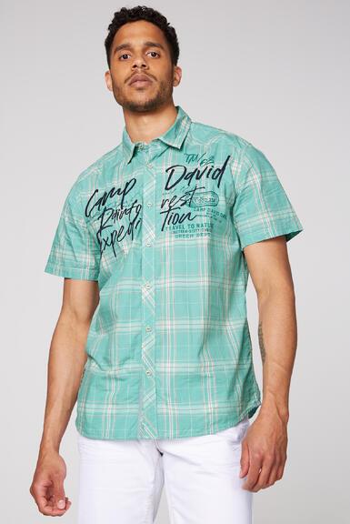 Košile CCG-2004-5726 clover green|L - 1