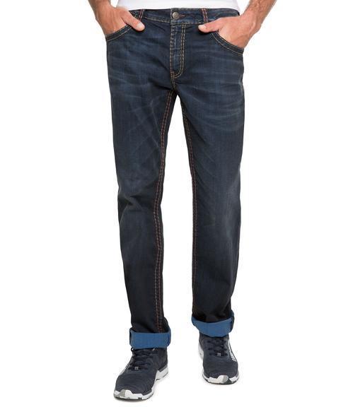 Džíny CDU-1855-1291 blue black|32 - 1