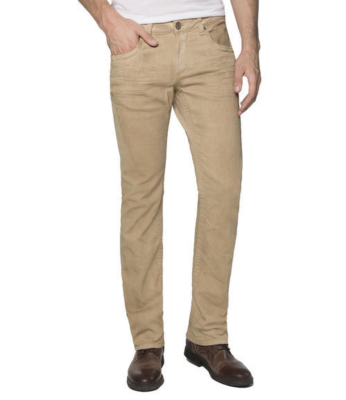 L34 Džíny Regular Fit CDU-9999-1630 Beige|32 - 1