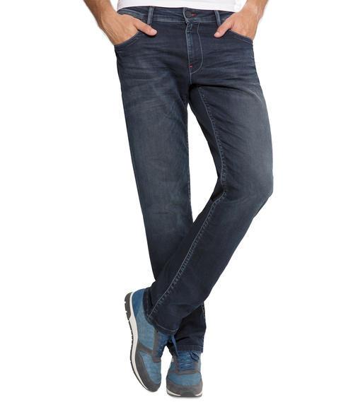 Džíny Comfort Fit CDU-9999-1941 dark blue vintage|33 - 1