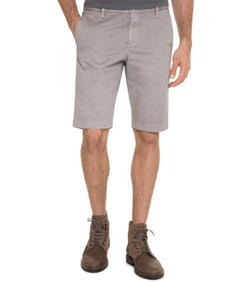 Šortky CHS-1602-6049-1 slate grey|54 - 1