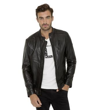 leather jacket CHS-1801-2016 - 1/7