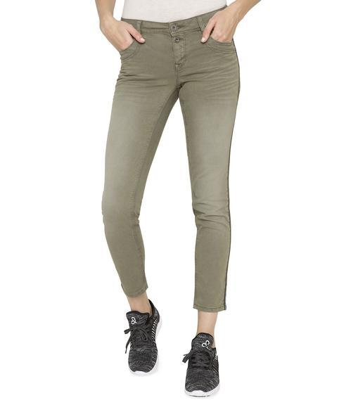Kalhoty SDU-1900-1411 olive green|26 - 1