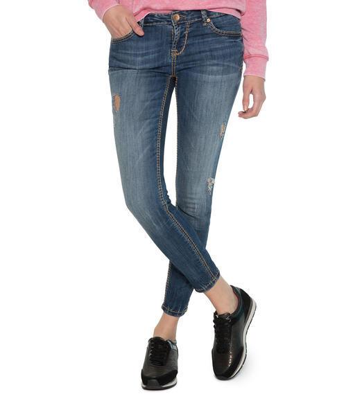 Slim Fit Jeans SDU-9999-1709 Vintage 25 - 1