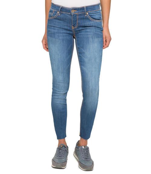Slim Fit Jeans SDU-9999-1710 Vintage Used|26 - 1