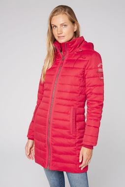 coat with hood SP2155-2305-42 - 1/6
