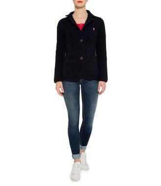 knitted blazer SPI-1508-4314 - 1/3