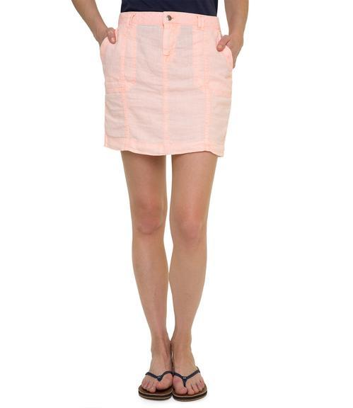 sukně SPI-1803-7288 creamy orange|XS - 1