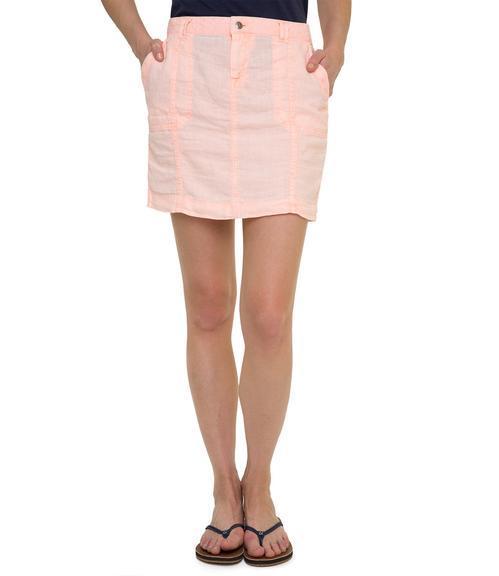 sukně SPI-1803-7288 creamy orange|M - 1