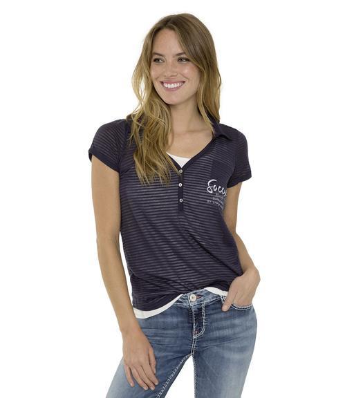 tričko SPI-1804-3208 deep blue|S - 1